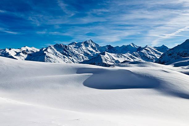 Swiss Alps Mountains:スマホ壁紙(壁紙.com)
