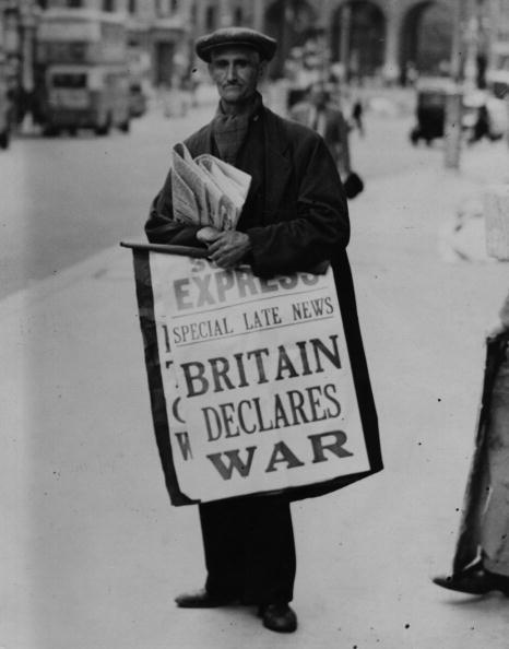 Conflict「Britain Declares War」:写真・画像(19)[壁紙.com]