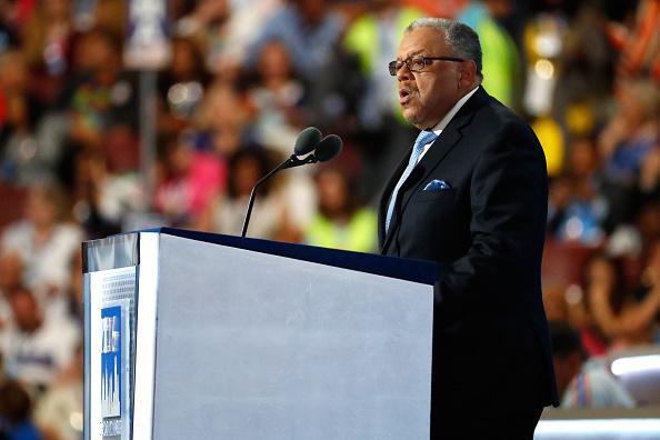 Aaron Ramsey「Democratic National Convention: Day Three」:写真・画像(17)[壁紙.com]