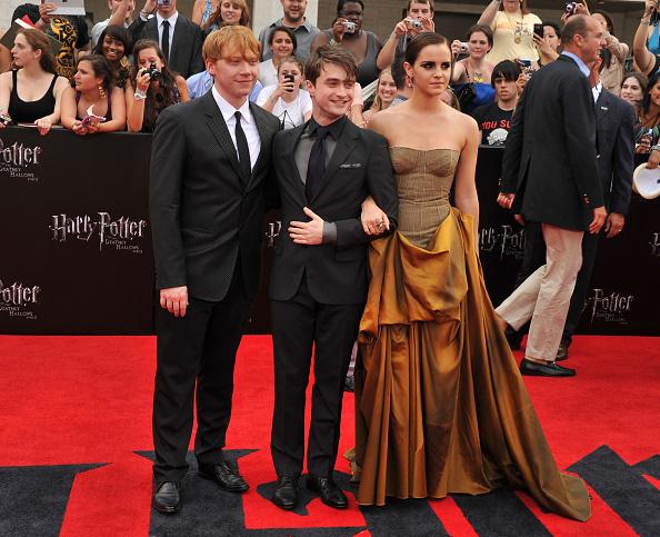 エマ・ワトソン「'Harry Potter And The Deathly Hallows: Part 2' New York Premiere - Arrivals」:写真・画像(15)[壁紙.com]