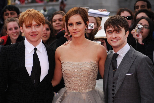 エマ・ワトソン「Harry Potter And The Deathly Hallows - Part 2 - World Film Premiere」:写真・画像(6)[壁紙.com]