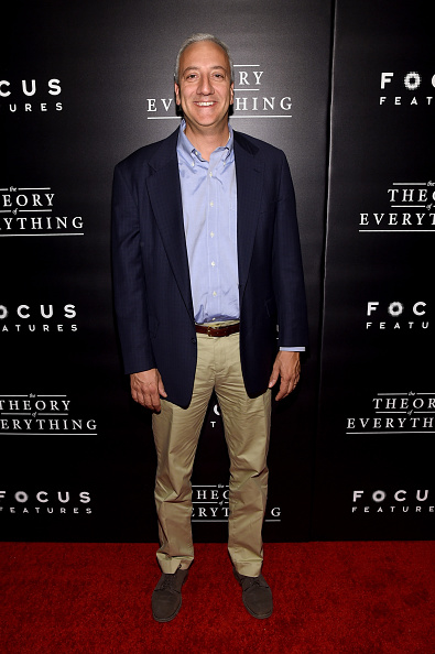 """Larry Busacca「""""The Theory Of Everything"""" New York Premiere - Arrivals」:写真・画像(7)[壁紙.com]"""