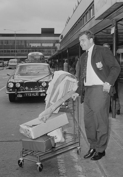 Heathrow Airport「British and Irish Lions return to the UK」:写真・画像(13)[壁紙.com]