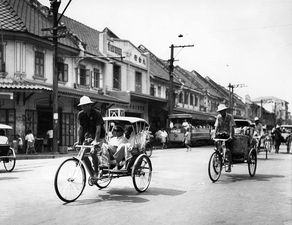 バンコク「Bangkok Bike Taxi」:写真・画像(7)[壁紙.com]