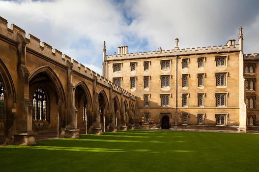 St「St John's College, Cambridge」:スマホ壁紙(1)