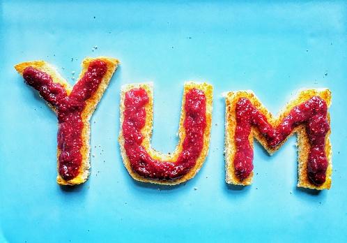 Preserves「Toast and  jam yum」:スマホ壁紙(1)