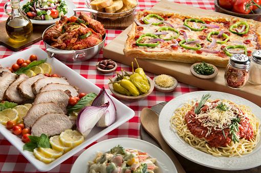 Dessert「Italian Buffet」:スマホ壁紙(16)