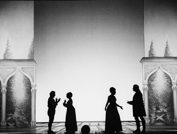 """Opera Singer「Giorgio Strehler's production of Wolfgang Amadeus Mozart's """"The Abduction from the Seraglio"""" at the Salzburg Festival at """"Kleines Festspielhaus"""", Photography, 1971」:写真・画像(18)[壁紙.com]"""