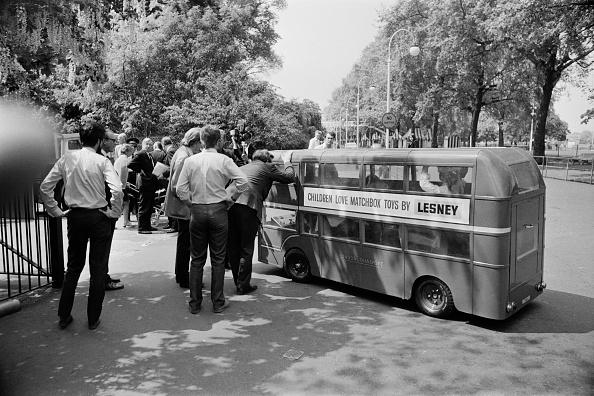 Double-Decker Bus「Mini Bus」:写真・画像(14)[壁紙.com]