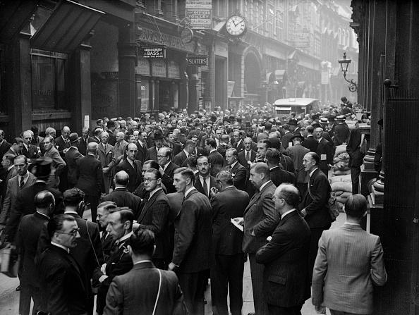 Fred Morley「City Traders」:写真・画像(13)[壁紙.com]