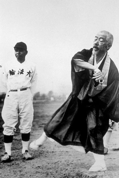 Baseball - Sport「Buddhist Baseball」:写真・画像(1)[壁紙.com]