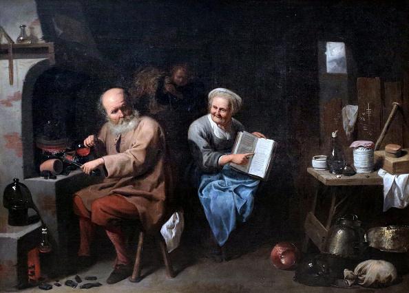 Recipe「The Alchemist in his laboratory」:写真・画像(1)[壁紙.com]
