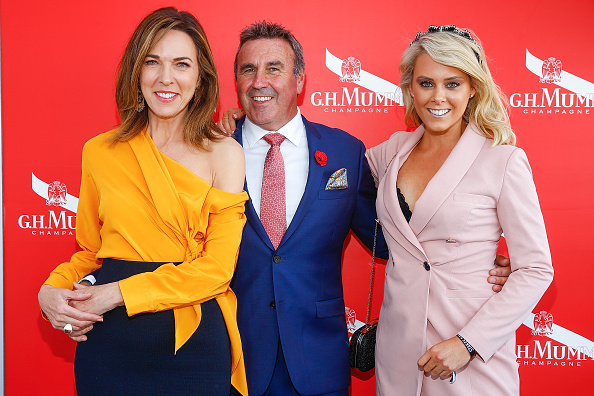 Wooden Post「Celebrities Attend Stakes Day」:写真・画像(14)[壁紙.com]
