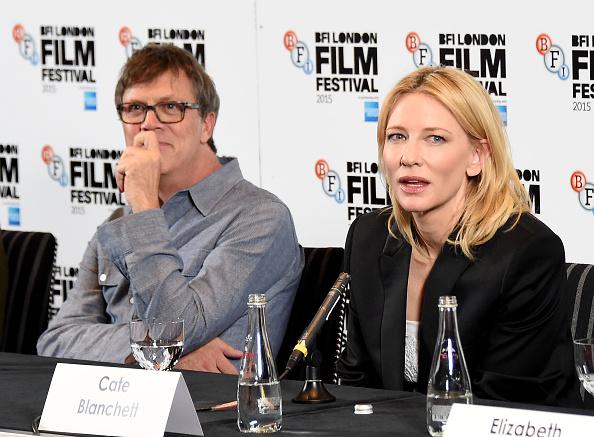 """Carol - 2015 Film「""""Carol"""" - Press Conference - BFI London Film Festival」:写真・画像(12)[壁紙.com]"""