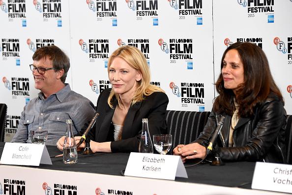 """Carol - 2015 Film「""""Carol"""" - Press Conference - BFI London Film Festival」:写真・画像(10)[壁紙.com]"""