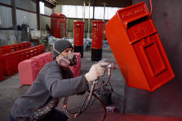 Equipment「Royal Mail Post Box Production」:写真・画像(16)[壁紙.com]