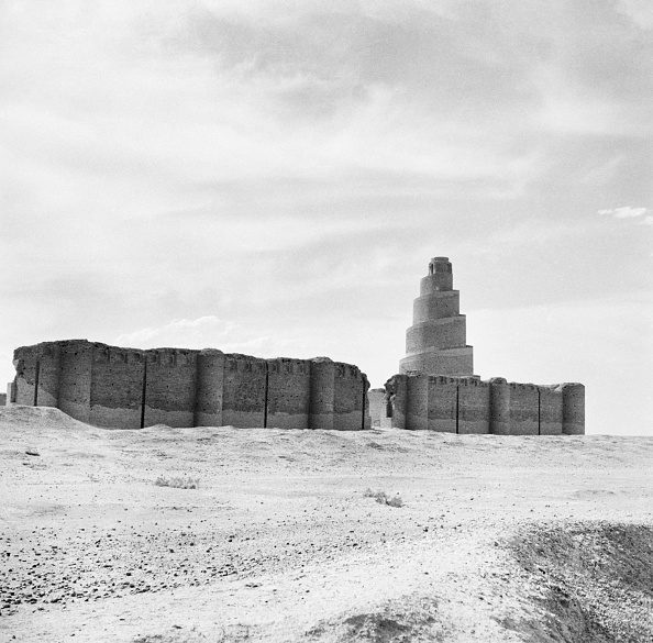 Samarra - Iraq「Minaret Of The Great Mosque Of Samarra」:写真・画像(6)[壁紙.com]