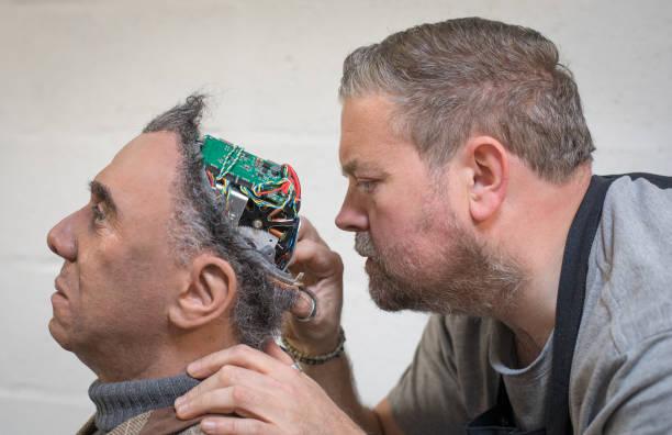 Humanoid Robots Are Made At Engineered Arts Robotics Factory:ニュース(壁紙.com)