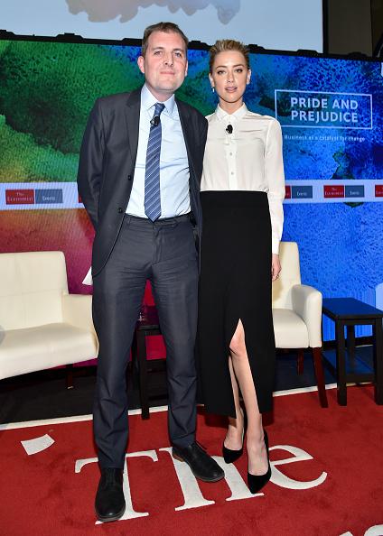 Amber Heard「2nd Annual Pride & Prejudice Summit」:写真・画像(7)[壁紙.com]