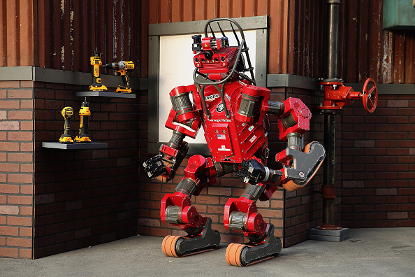 Tartan check「DARPA Robotics Challenge Showcases Cutting Edge In Artificial Intelligence」:写真・画像(12)[壁紙.com]