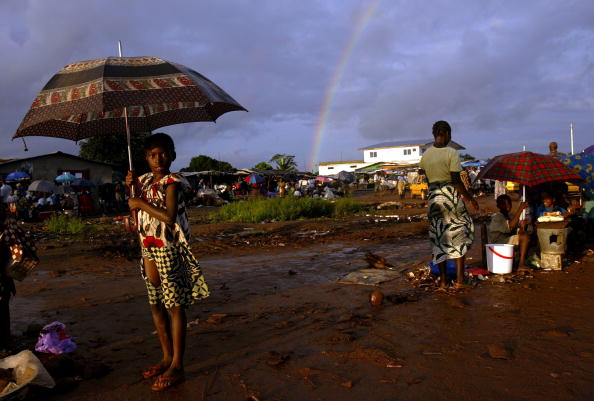 Rainbow「Tentative Peace Holds In Liberia」:写真・画像(18)[壁紙.com]