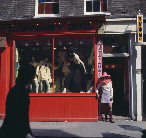 Clothing Store「Carnaby Girl」:写真・画像(8)[壁紙.com]
