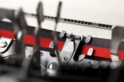 Manuscript「Typewriter」:スマホ壁紙(1)