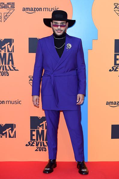 Monogram「MTV EMAs 2019 - Red Carpet Arrivals」:写真・画像(13)[壁紙.com]