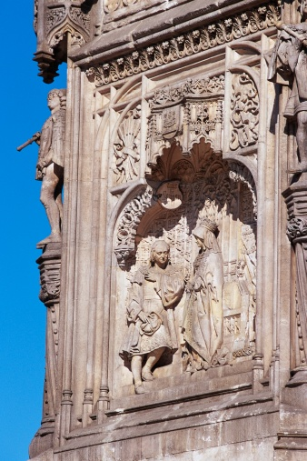 Christopher Columbus - Explorer「Relief of Columbus at Plaza de Colon」:スマホ壁紙(14)