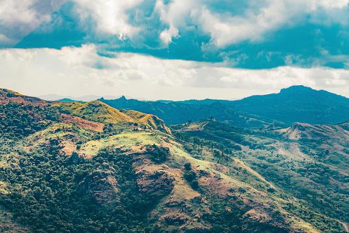 Nadi「Dramatic mountain landscape at the Fiji Islands」:スマホ壁紙(12)