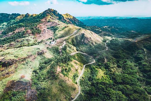Nadi「Dramatic mountain landscape at the Fiji Islands」:スマホ壁紙(16)