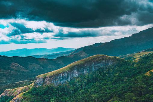 Nadi「Dramatic mountain landscape at the Fiji Islands」:スマホ壁紙(13)