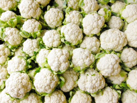 Cauliflower「Bin of Cauliflower Heads」:スマホ壁紙(7)