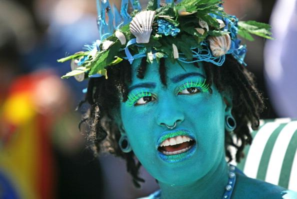Coney Island - Brooklyn「Annual Mermaid Parade Held In Coney Island」:写真・画像(7)[壁紙.com]