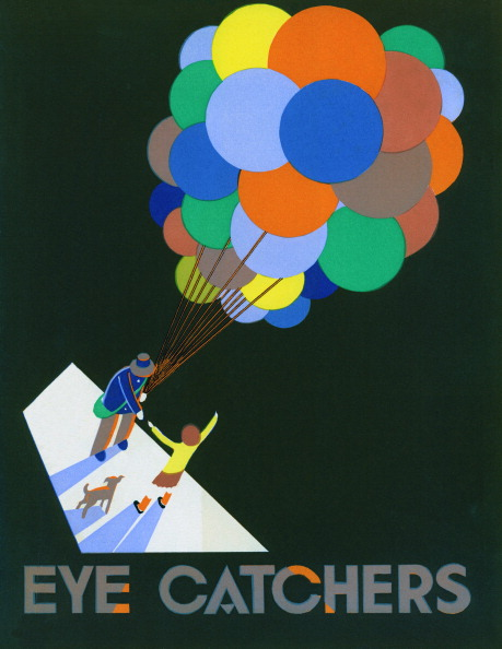Black Background「Poster With Balloon Vendor」:写真・画像(15)[壁紙.com]