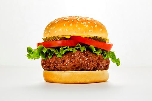 Veggie Burger「Plant Based Protein Burger」:スマホ壁紙(18)