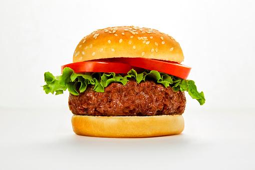Veggie Burger「Plant Based Protein Burger」:スマホ壁紙(19)