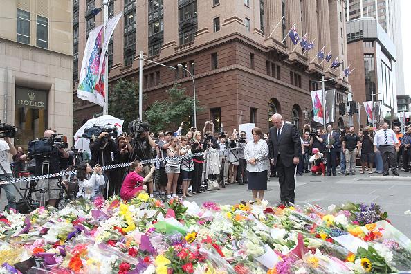 シドニー「Sydney Begins Clear Up After 16 Hour Siege」:写真・画像(16)[壁紙.com]