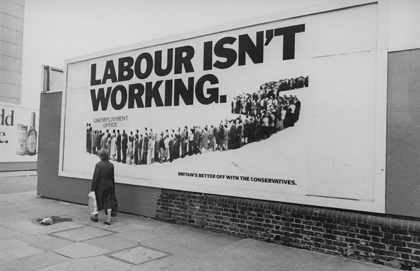Conservative Party - UK「Labour Isn't Working」:写真・画像(5)[壁紙.com]