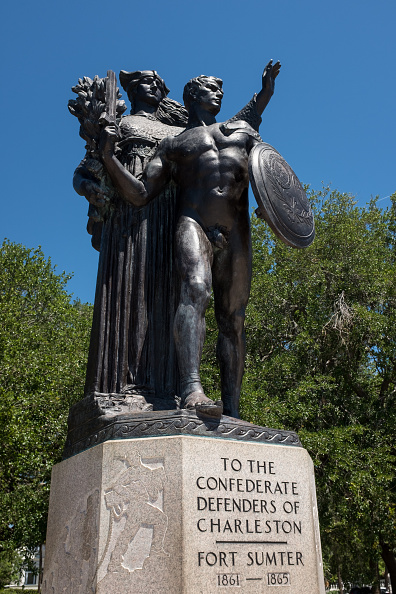 Charleston - South Carolina「To The Confederate Defenders Of Charleston」:写真・画像(2)[壁紙.com]
