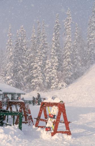 スノーボード「Hilltop Ski Area, Anchorage, AK」:スマホ壁紙(10)
