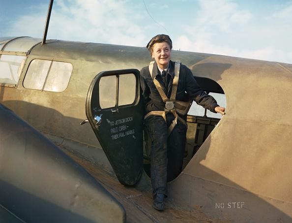 Females「Female Pilot」:写真・画像(17)[壁紙.com]
