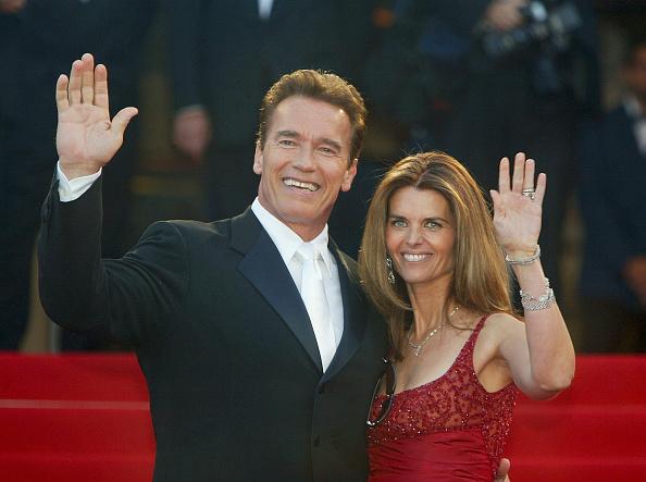 "Arnold Schwarzenegger「Screening Of The Film ""Les Egares"" At The Cannes Film Festival」:写真・画像(19)[壁紙.com]"