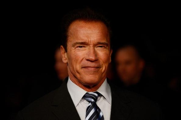 Arnold Schwarzenegger「The Last Stand - European Premiere - Red Carpet Arrivals」:写真・画像(12)[壁紙.com]