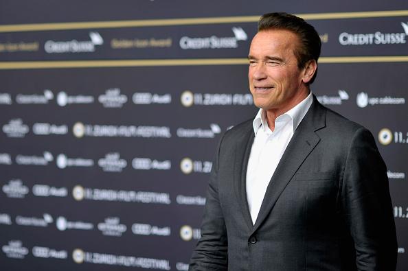 Arnold Schwarzenegger「'Maggie' Premiere and 'ZFF Golden Icon Award' - Zurich Film Festival 2015」:写真・画像(13)[壁紙.com]