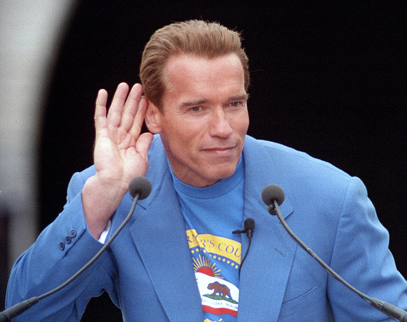 One Man Only「Arnold Schwarzenegger」:写真・画像(2)[壁紙.com]