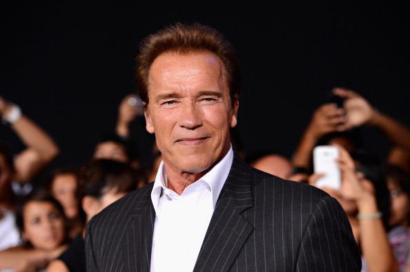 """Arnold Schwarzenegger「Premiere Of Lionsgate Films' """"The Expendables 2"""" - Arrivals」:写真・画像(0)[壁紙.com]"""