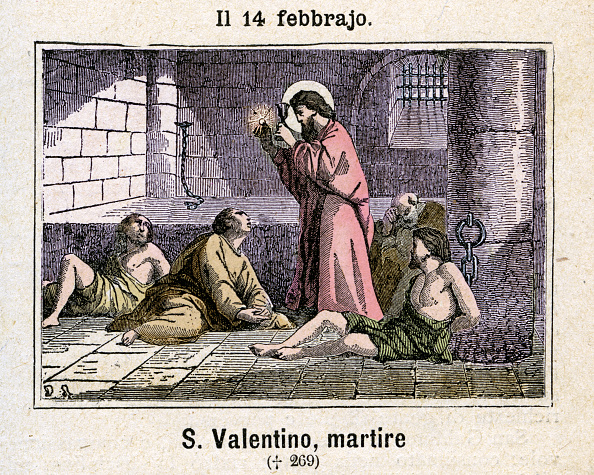 Catholicism「FEBRUARY 14 - SAINT VALENTINE」:写真・画像(10)[壁紙.com]