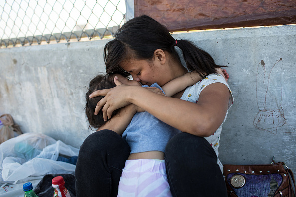 Family「Trump's Immigration Policy Draws Attention To Texas Border Town Of Brownsville」:写真・画像(9)[壁紙.com]