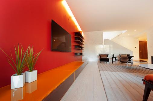Home Decor「Modern Room」:スマホ壁紙(9)
